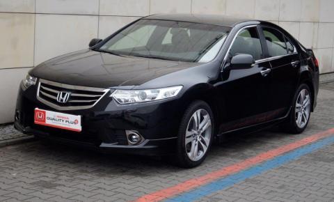 Honda Accord TYPE-S, 2.4, 201KM, Salon Polska, Serwisowany, Bezwypadkowy, Navi, TV